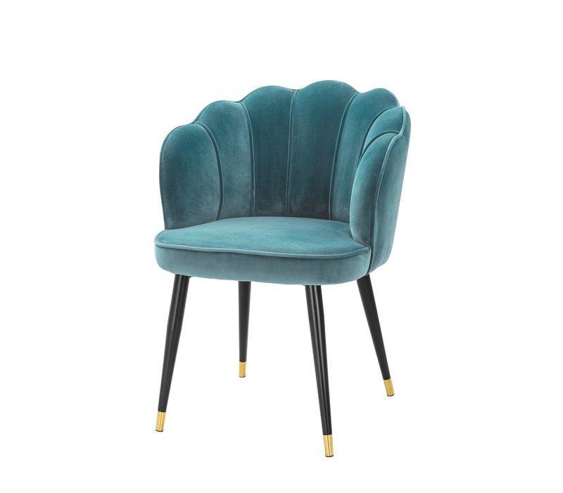 Dining room chair 'Bristol' Sea Green