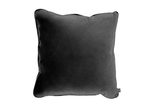 EICHHOLTZ 'Savona' Dark Grey cushion