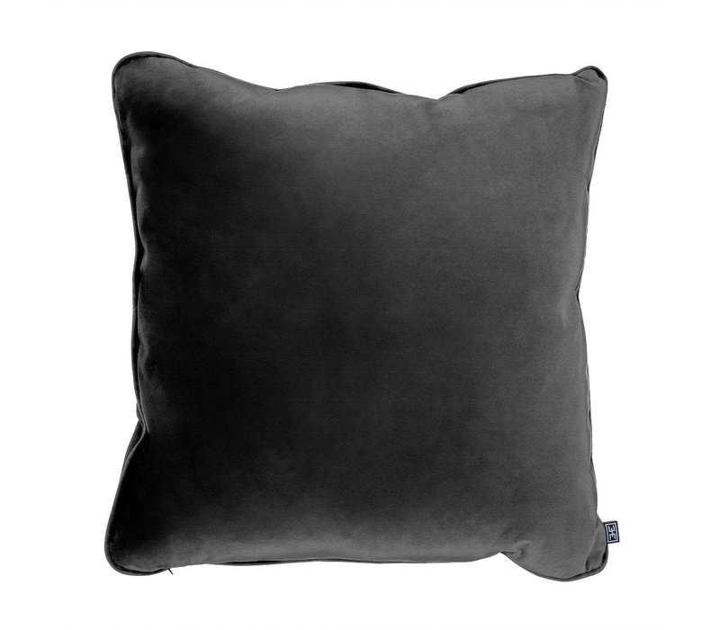 'Savona' Dark Grey cushion