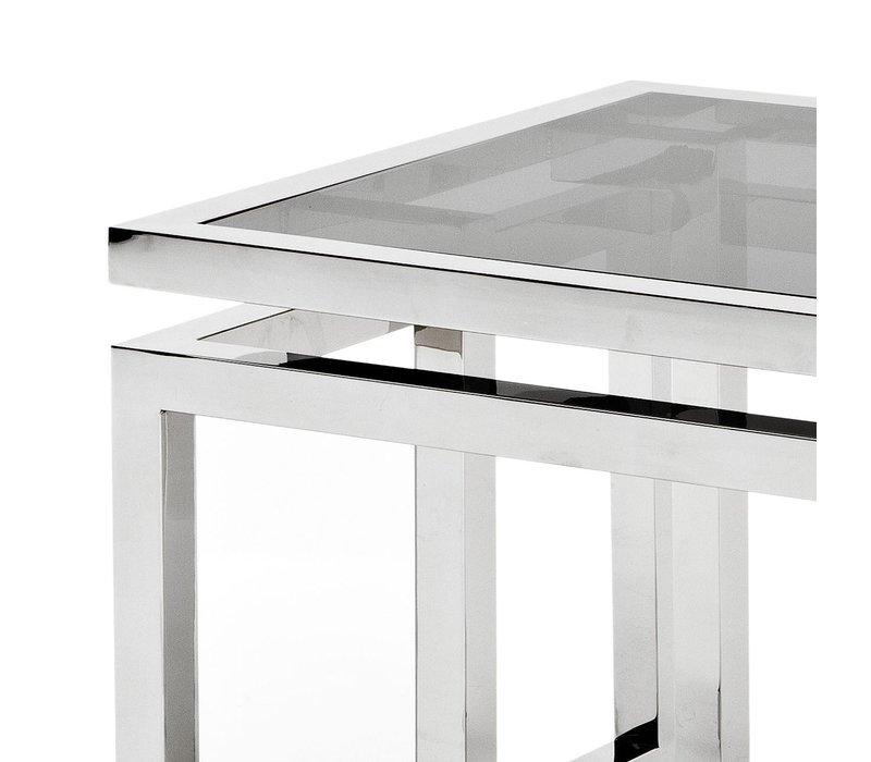 Design side table 'Palmer' 65 x 65 x 55 cm