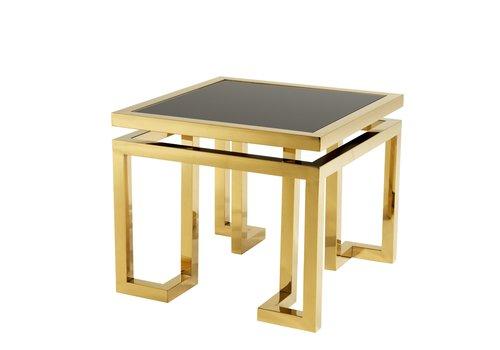 EICHHOLTZ Designer-Beistelltisch Palmer Gold
