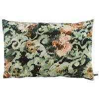 Cushion Lilly Dark Mint