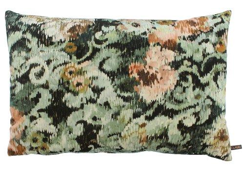 CLAUDI Cushion Lilly Dark Mint