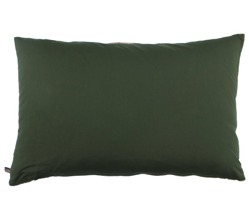 Cushion Lilly Olive