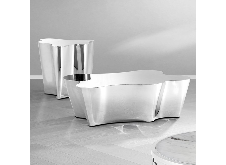 Design bijzettafel 'Sceptre' 67 x 61 x H55cm
