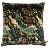 CLAUDI Cushion Pheasant Ice Emerald