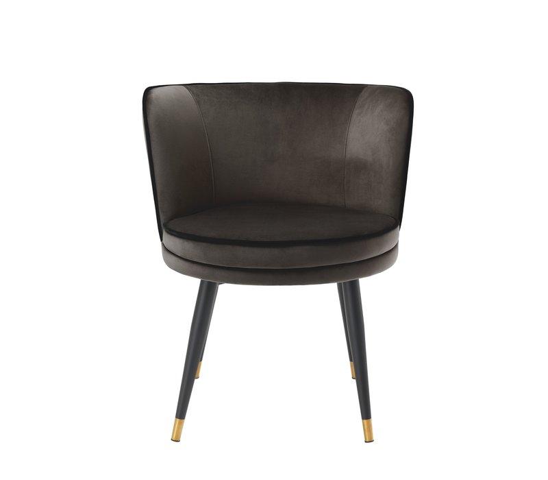 Dining room chair 'Grenada' Gray