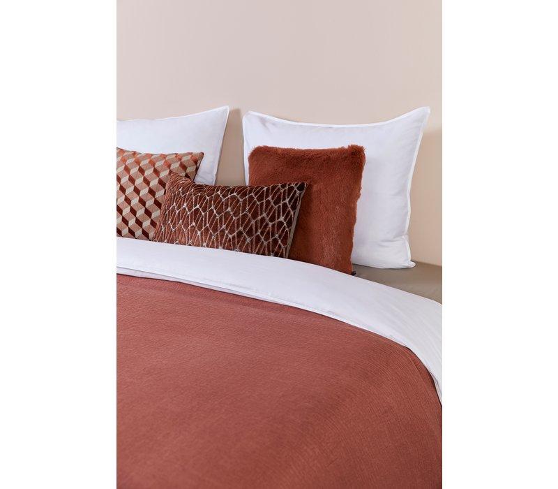 Bettbezug Aroha - Weiß