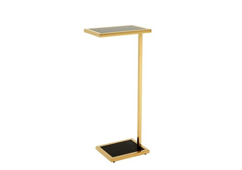 EICHHOLTZ Tall side table Paladin Gold