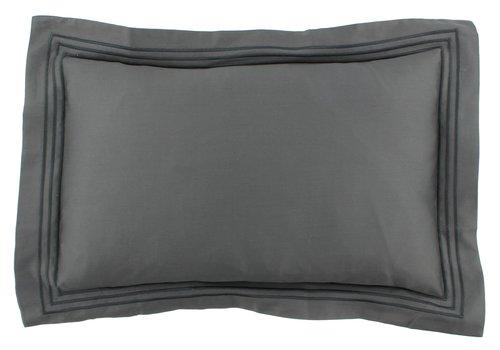 CLAUDI Bettbezug Kaia - Dark Taupe