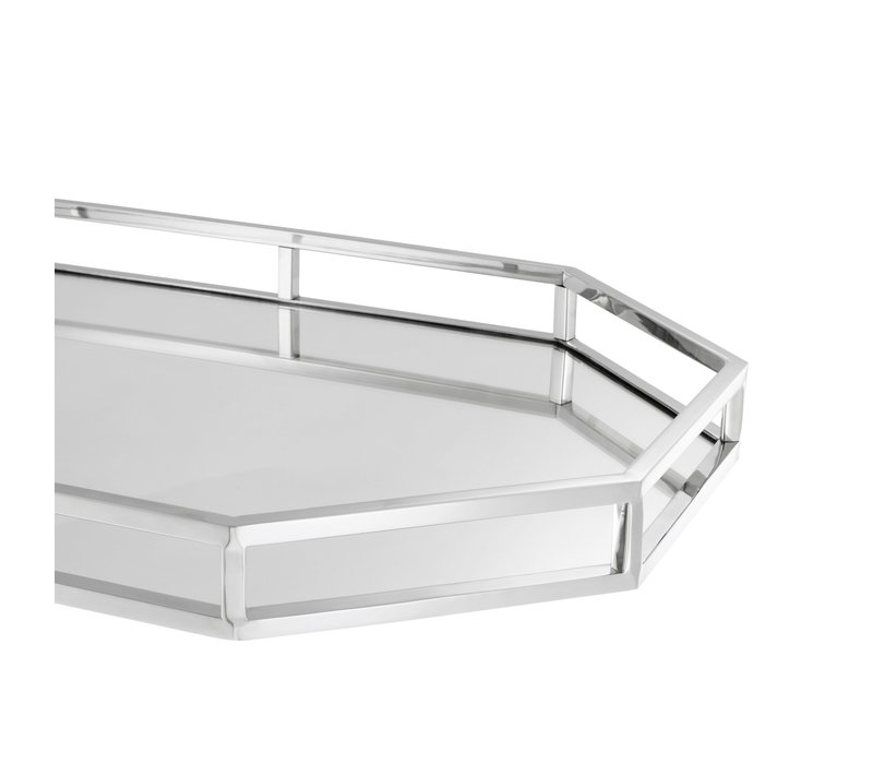 Tray 'Pelagos' 60 x 40 x H. 5 cm