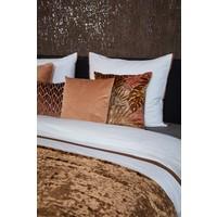 Duvet cover Manawa - White / Bronze