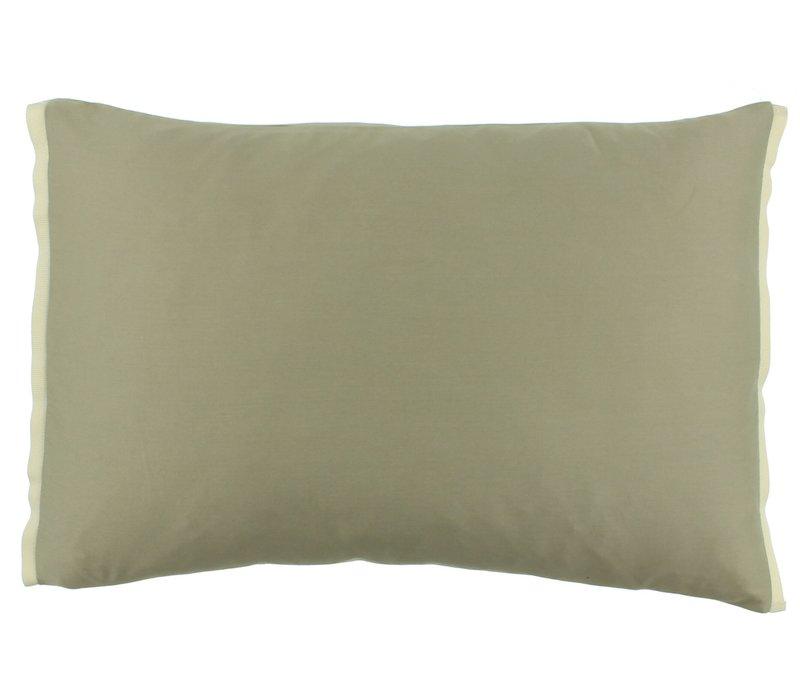 Bettbezug Manawa -Olive