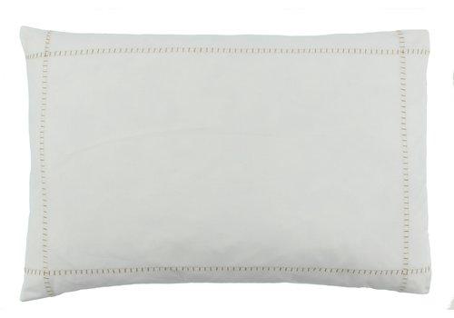CLAUDI Bettbezug Ataahua - White / Mustard