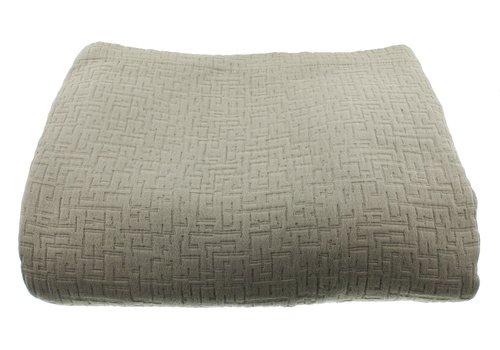 CLAUDI Bedspread Tui - Sand