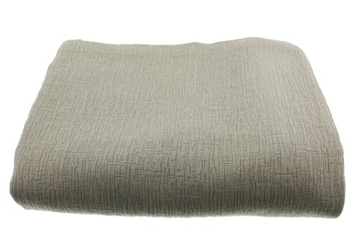 CLAUDI Bedspread Kara - Sand
