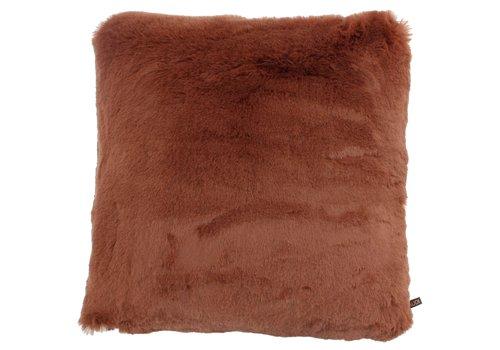 CLAUDI Cushion Moya Marsala