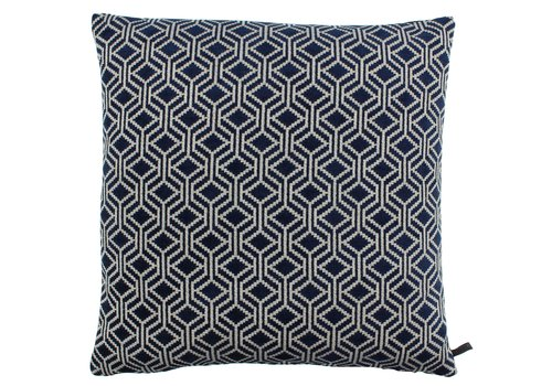 CLAUDI Cushion Nina Indigo