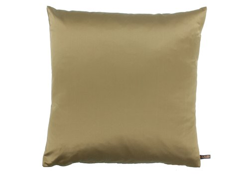 CLAUDI throw pillow Dafne  Dark Gold