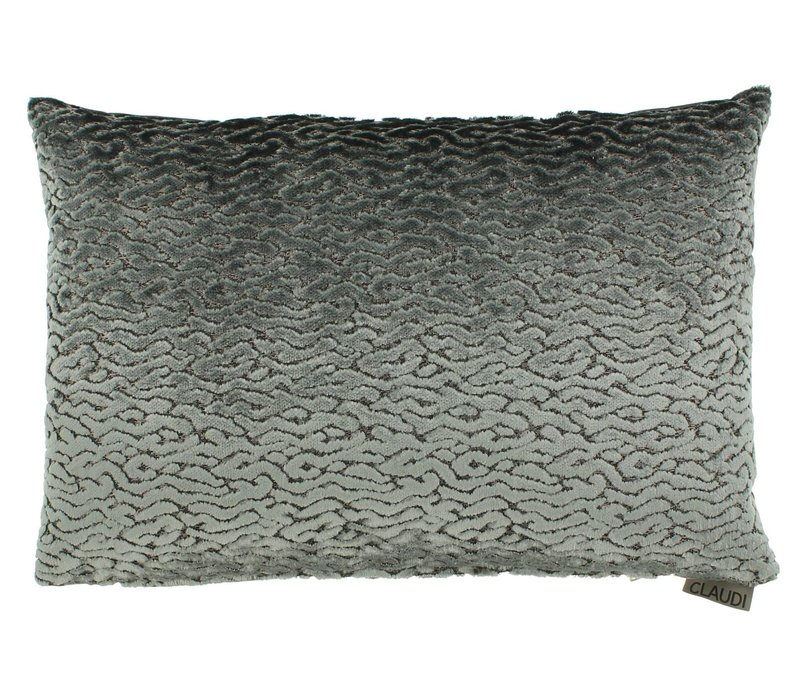 Cushion Taddeo color Steel Green