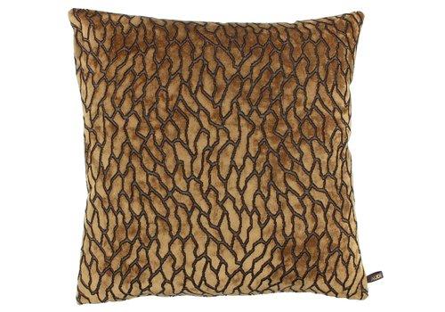 CLAUDI Cushion Rosia Camel