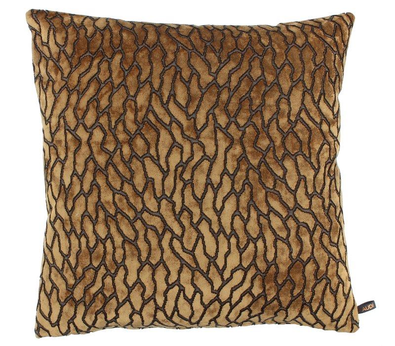 Cushion Rosia Camel