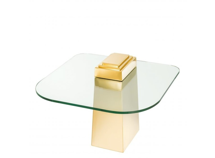 Bijzettafel 'Orient' - Gold