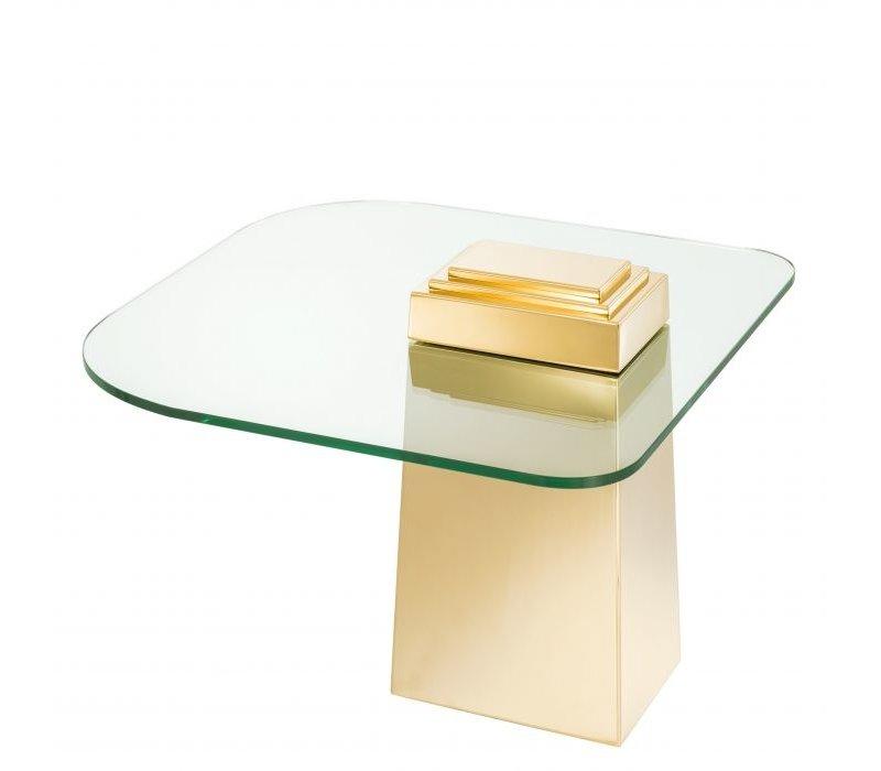 Bijzettafel 'Orient' H 51 cm Gold