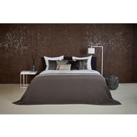 Bedspread Kara color Dark Taupe