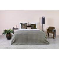 Bedspread Kara color Grey/Mint