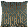 CLAUDI Cushion Bonno Petrol Copper