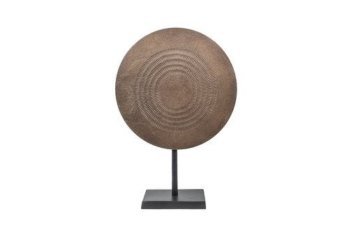 Dome Deco Sculpture Bronze