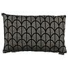 CLAUDI Cushion Paavo Black