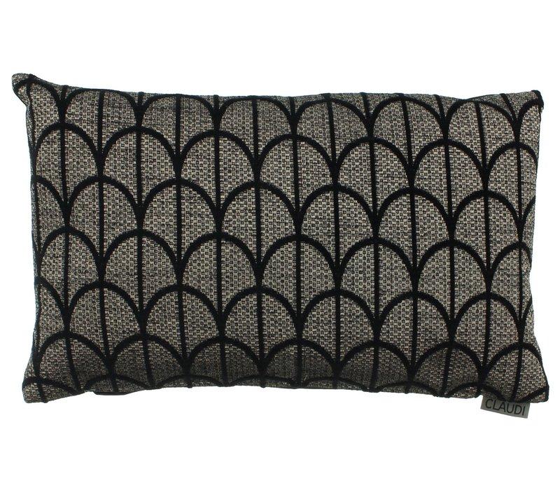 Cushion Paavo Black
