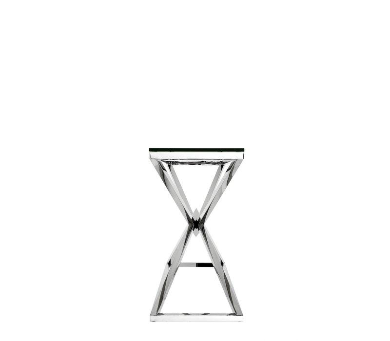 Konsolentisch Glas Connor, 150 x 40 x H. 74 cm