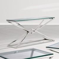 Console tafel 'Connor', 150 x 40 x H. 74 cm