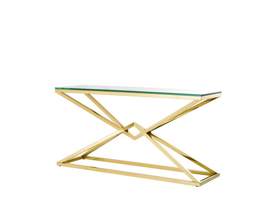 Console tafel - Connor Gold