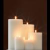 EICHHOLTZ Künstliche Kerzen L 5 Stück
