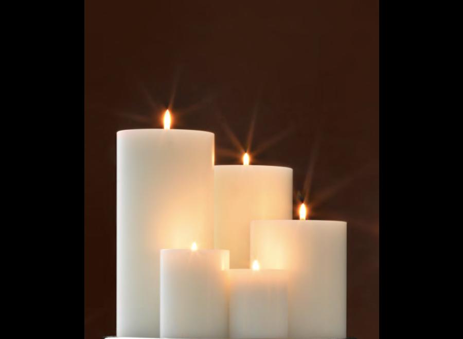 Kaarsen set L - 5 stuks