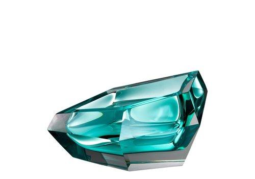 EICHHOLTZ Bowl Alma Turquoise