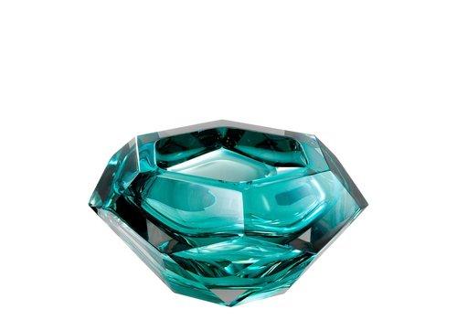 EICHHOLTZ Bowl Las Hayas Turquoise