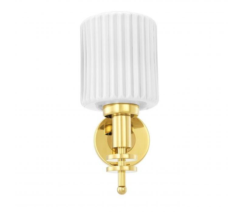 Wall lamp 'Ponza' Gold