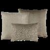 CLAUDI Cushion combination Brown/Sand: Perla, Speranza & Ferro
