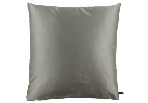 CLAUDI throw pillow Dafne Taupe