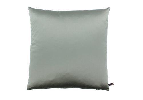 CLAUDI throw pillow Dafne Grey Mint