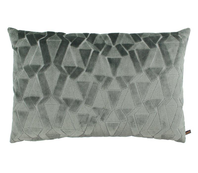 Cushion Zeth Grey Mint