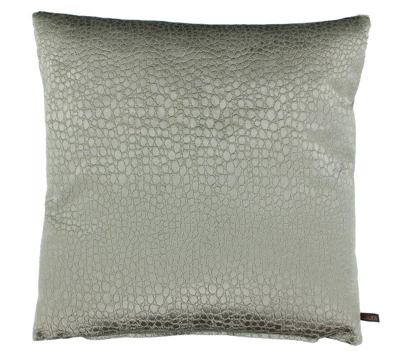 Cushion Biagio color Taupe