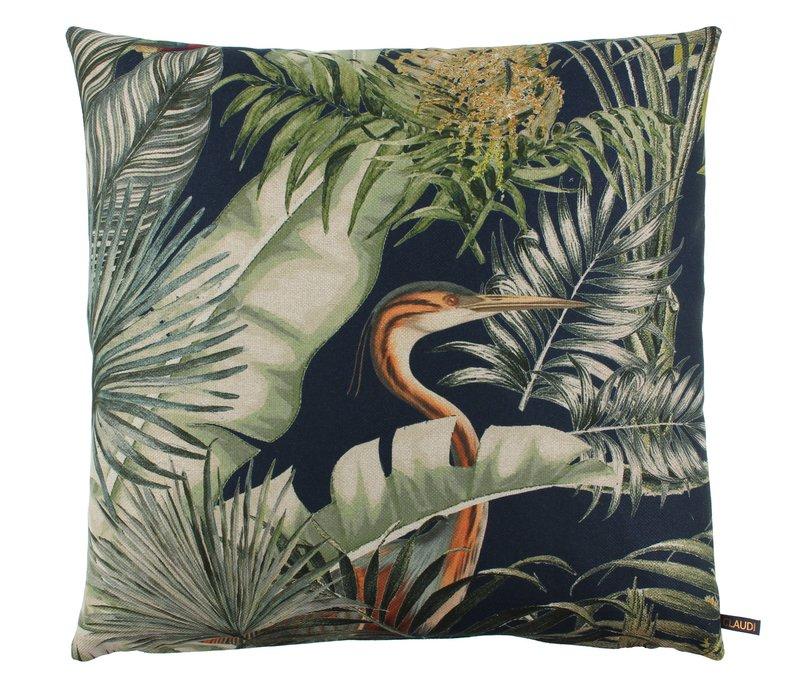 Cushion Birds Niagara Indigo