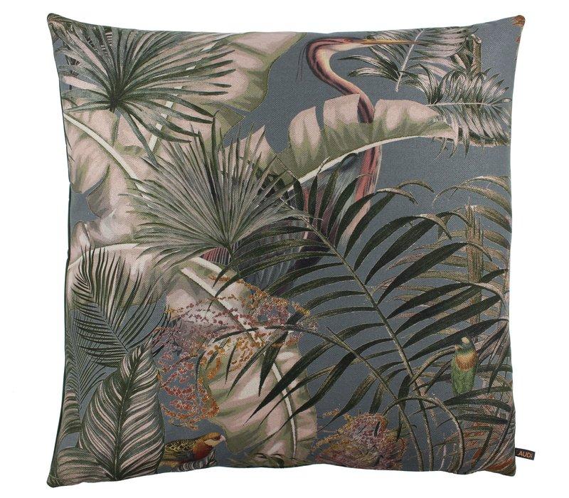 Cushion Birds Niagara Dark Mint