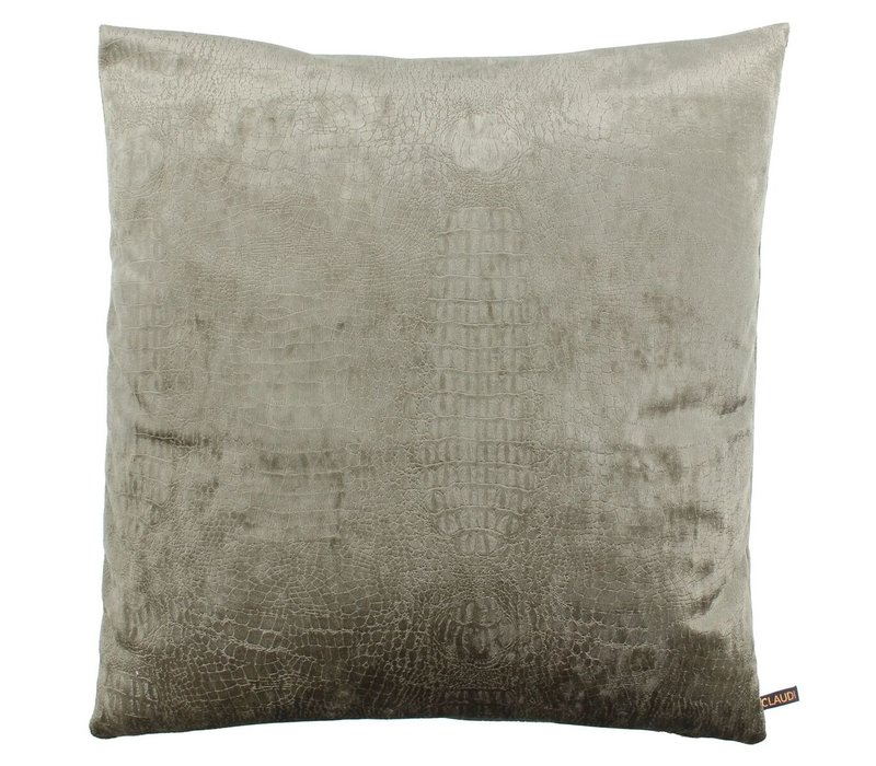 Cushion Cronna Taupe